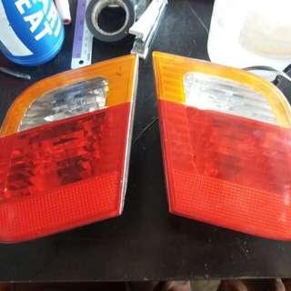 BMW E46 rear inner lamp