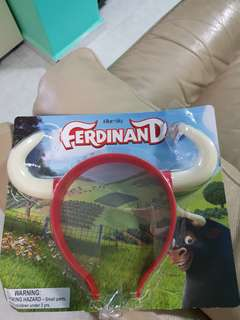 Blue Sky Ferdinand Movie Horn