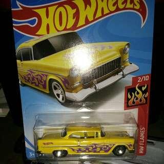 Hotwheels Chevi 55