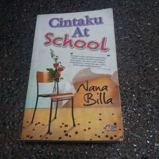 Cintaku at school