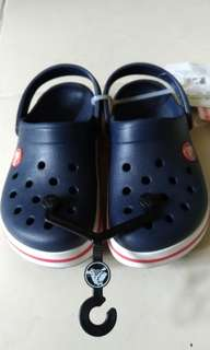 AUTHENTIC CROCS SANDALS