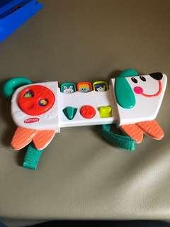 Playskool gantungan mainan stroller.