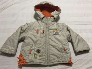 Free with purchase - Disney Pooh Bear Jacket