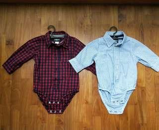 Oshkosh formal shirts