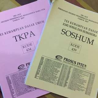 8 Latihan soal SOSHUM&TKPA SBMPTN 2017