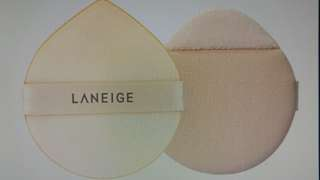 Laneige Layering Cover Cushion Puff