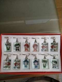 Beijing Olympics Key chain collection