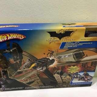 Hot Wheels Batman Begins Gotham City Chase Rare H6300