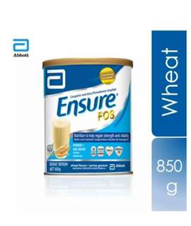 Ensure fos wheat 850g