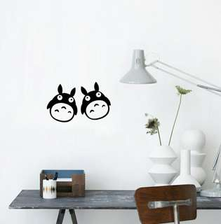 🍀Cute Totoro Vinyl Sticker🍀