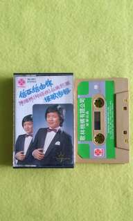 陳建彬MARCUS CHEN JIAN BIN信不信由你(罕見)believe it or not (Rare)(Multi-talented local artist)Cassette tape not vinyl record