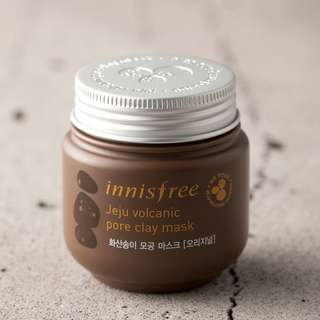 [10mg Botol Asli - SHARE] Innisfree - Jeju Volcanic Pore Clay Mask