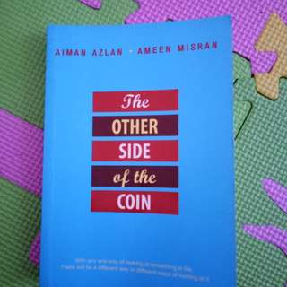 Novel the other side of coin