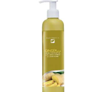 Tupperware nutrimetics ginger shampoo 250ml