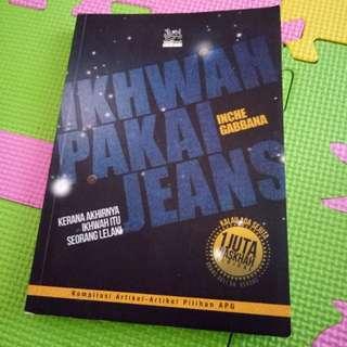 Novel ikhwah pakai jeans