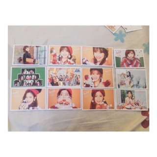 (Ready Stock) Twice Card Per Pcs