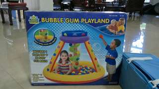 Inflatable Bumble Gum Playland