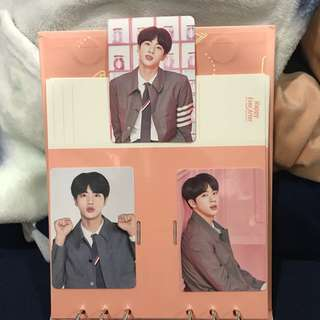 (WTS) BTS 4th Muster Miniphotocard Jin