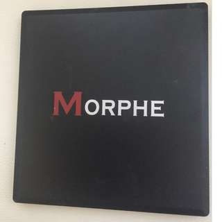 MORPHE Cool Foundation Palette 9FC - Conceal and Contour Cream Powder Makeup