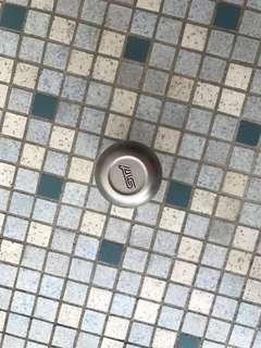 Subaru sti aluminum gear knob