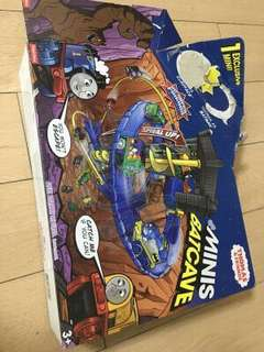 FisherPrice Thomas & Friends系列 Minis Batcave