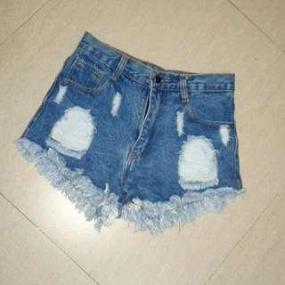 Denim Short Size 26