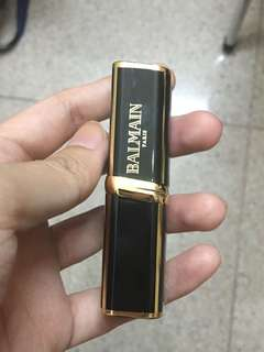Loreal balmain lipstick