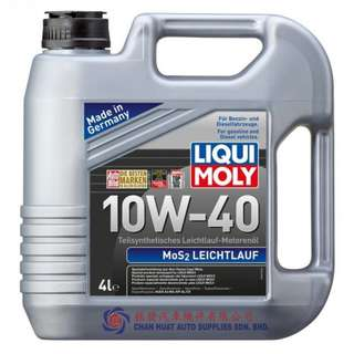 LIQUIMOLY Semi synthetic engine oil 10W-40 (4 Litre)