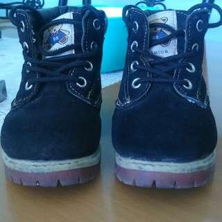 PRE❤ Velvet Boot kids