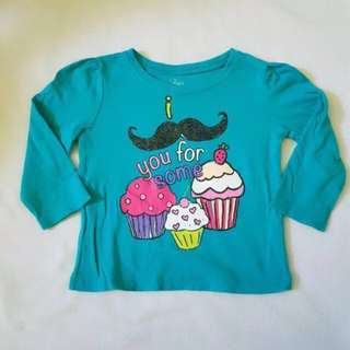 Place Baby Longsleeves 18-24mos