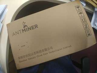 Brand new antminer S9