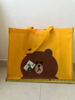 Brown Shopping bag [2 units left]