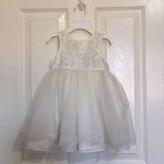 Marmellata White Tutu Formal dress