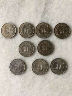 Old coins -Good Condition!