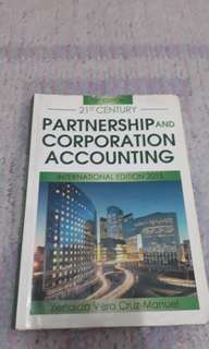 Partnership and Corporation Accounting 2015 edition