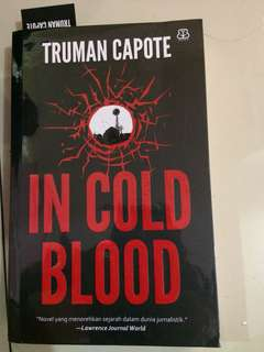 Truman Captoe - In Cold Blood