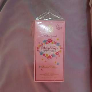 katy perry perfume limited edition (repriced and LP)