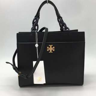 Tory Burch Kira Small Tote - black