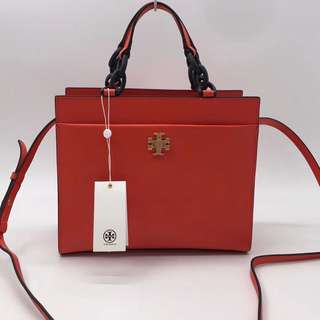 Tory Burch Kira Small tote - red