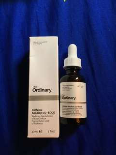 The Ordinary Caffeine Solution 5% EGCG