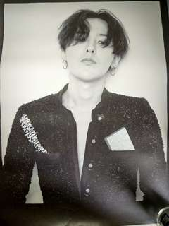 GDragon MademoisellePrive Poster