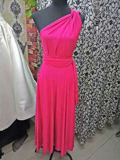 Infinity dress with TUBE