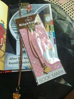 Rilakkuma Bookmarks
