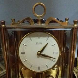 Koma 400 days Germany Mechanical Clock