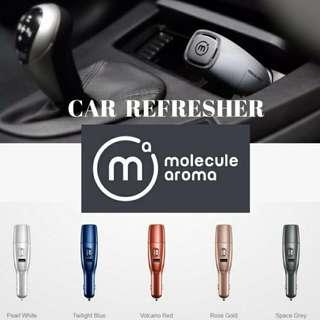 Molecule Car Aroma Air Freshener with USB Port