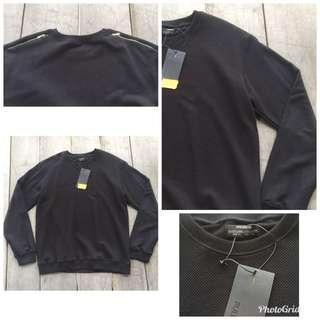 NEW PULL&BEAR zipper fit M/L