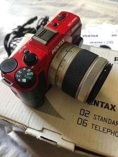 Pentax Q10 mini dslr camera swap samsung iphone