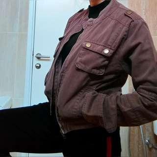 COLORBOX BROWN jacket