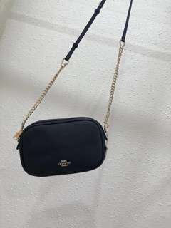 On sales! Coach Isla Crossbody Bag - black