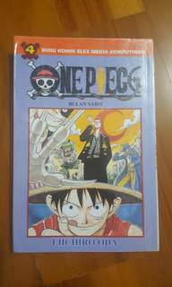 Komik One Piece vol 4